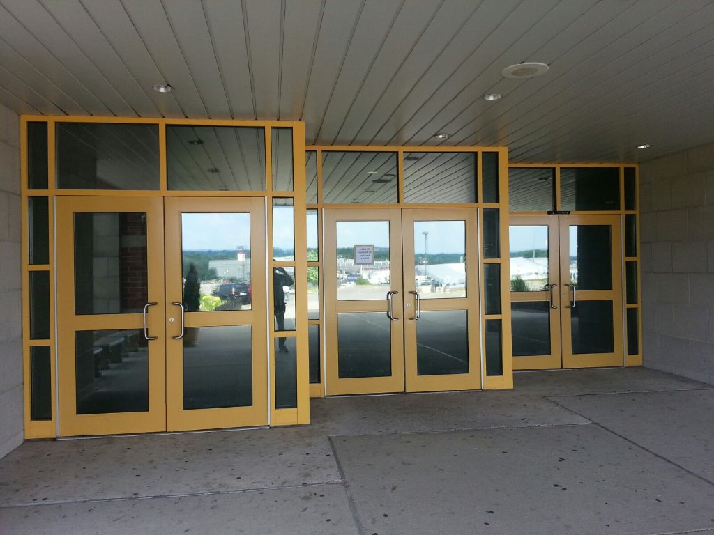 3m Safety And Security Window Films Providing Protection For Schools