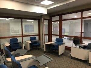 Read more about the article Lehigh Valley Hospital Library Renovation in Allentown