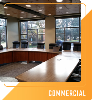 Sun Control Plus offers 3M Window Films are perfect for commercial buildings.