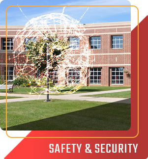 Sun Control Plus offers 3M Window Films provide safety and security for schools